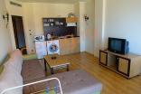 Апартамент с 1 спальней с видом на море в комплексе Атриум Елените Болгария