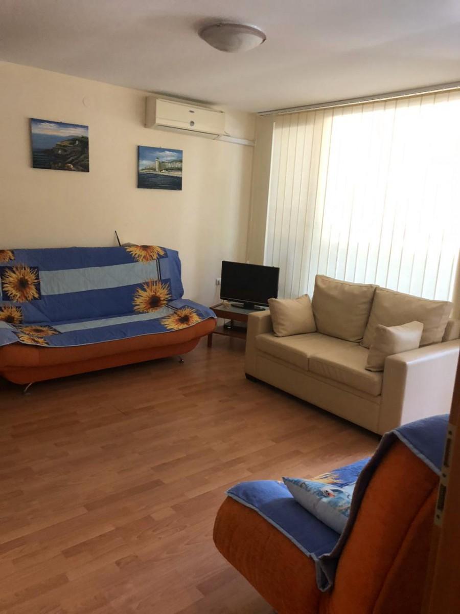 Двухкомнатная квартира в Святом Власе Болгария комплекс Марина Форт Клуб