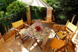 Двухкомнатная квартира с двориком в Мелия 8 Равда Болгария