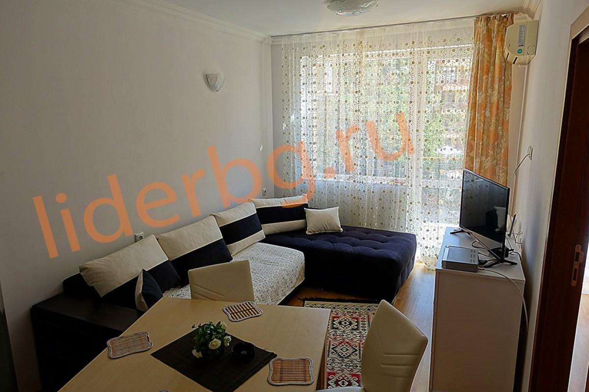 Двухкомнатная квартира в Суийт Хоумс 4 на Солнечном берегу Болгария