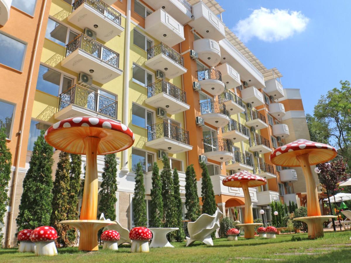 Комплекс Суийт Хоумс 4 на Солнечном Берегу Болгария
