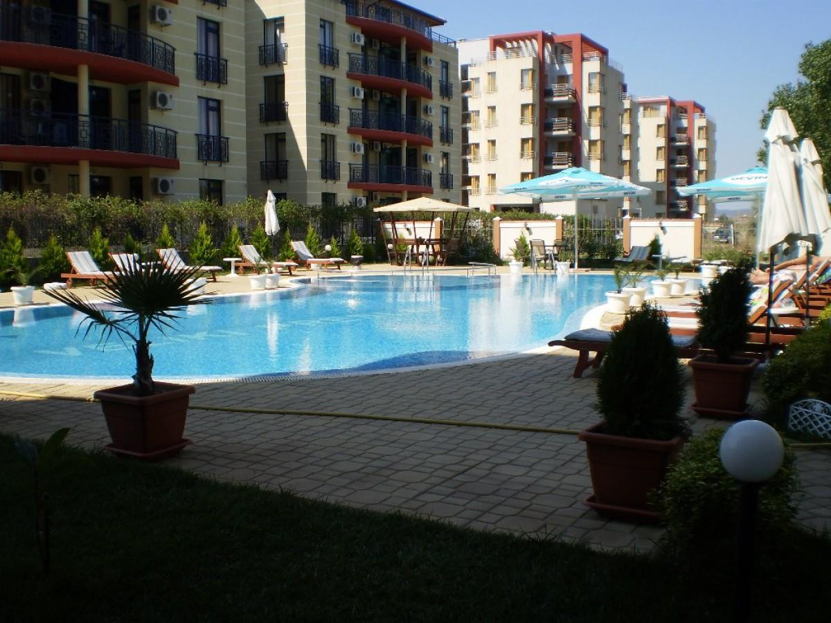 Комплекс Великий Преслав на Солнечном берегу Болгария