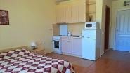 Однокомнатная квартира в комплексе Холидей Форт Нокс на Солнечном берегу в Болгарии