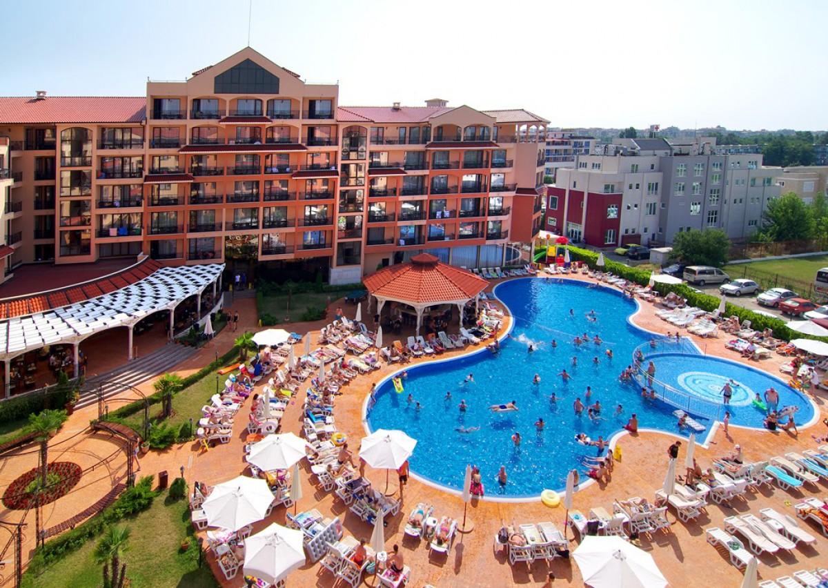 Апарт отель Диаманд на Солнечноч берегу Болгария