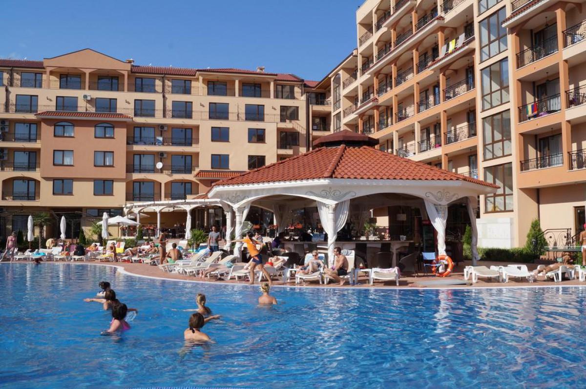 Недвижимость на Солнечном берегу Болгария апарт отель Диаманд
