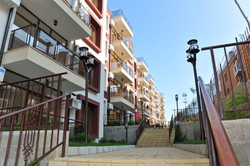 Квартиры в Болгарии в Святом Власе в комплексе Хелиос