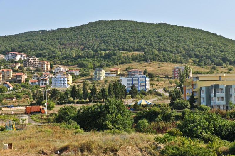 Инфраструктура вокруг комплекса Хелиос в Святом Власе Болгария