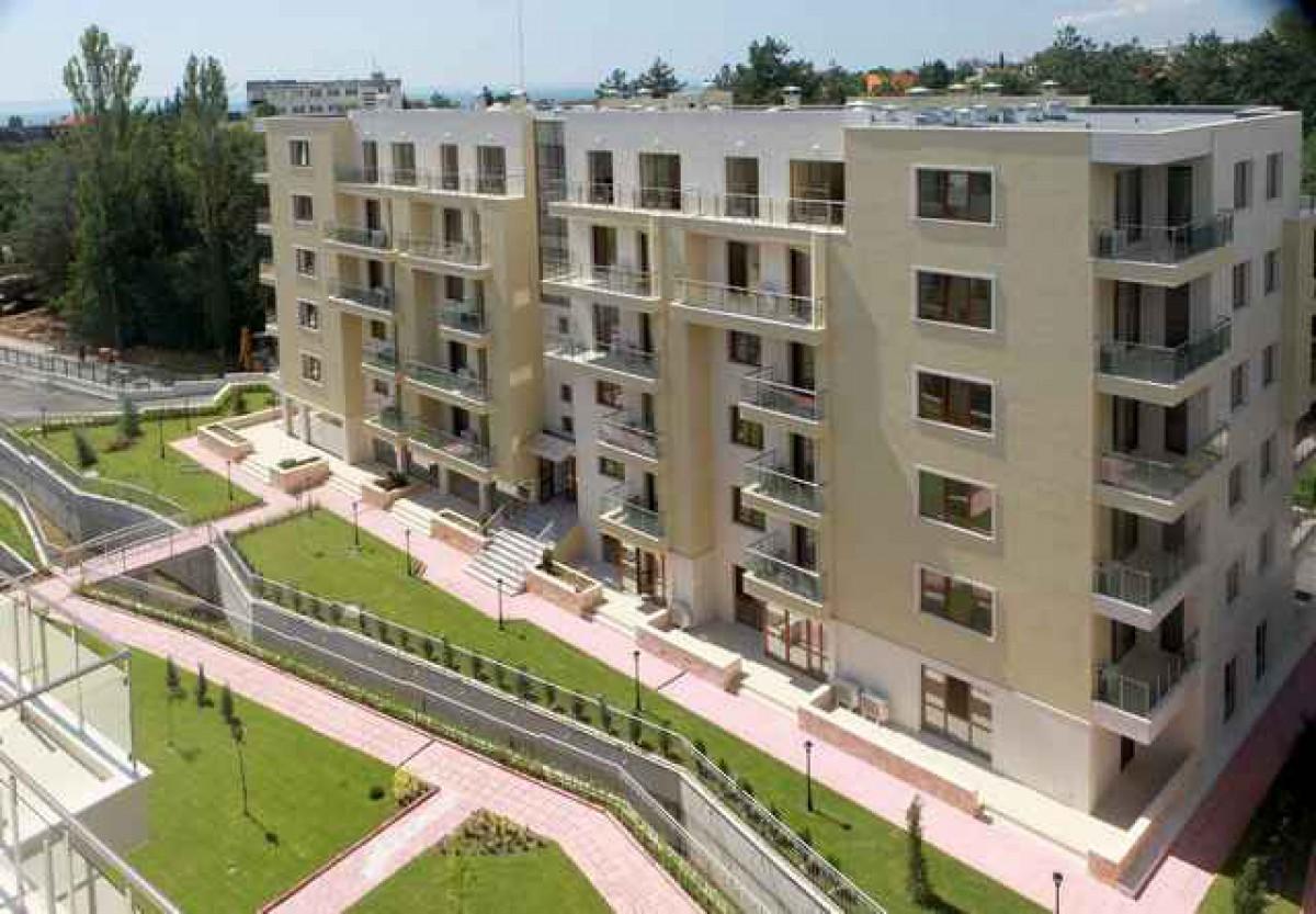 Апартаменты в комплексе Ботаника в Святом Константине и Елена в Болгарии