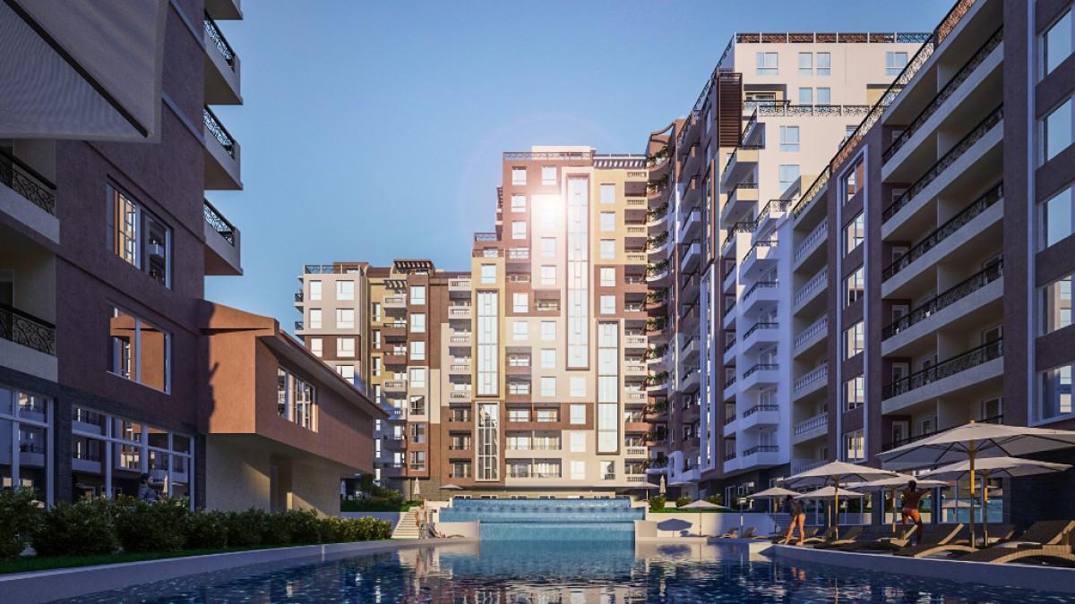 Апартаменты в квартале Зорница в Бургасе Болгария Перла 8