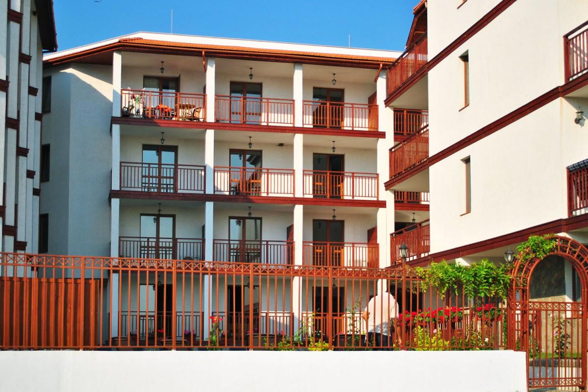Апартаменты в комплексе Мохито Клуб в Лозенец Болгария