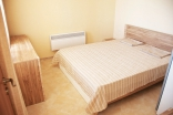 Спальная комната в квартире комплекса Мохита Клуб в Лозенец Болгария