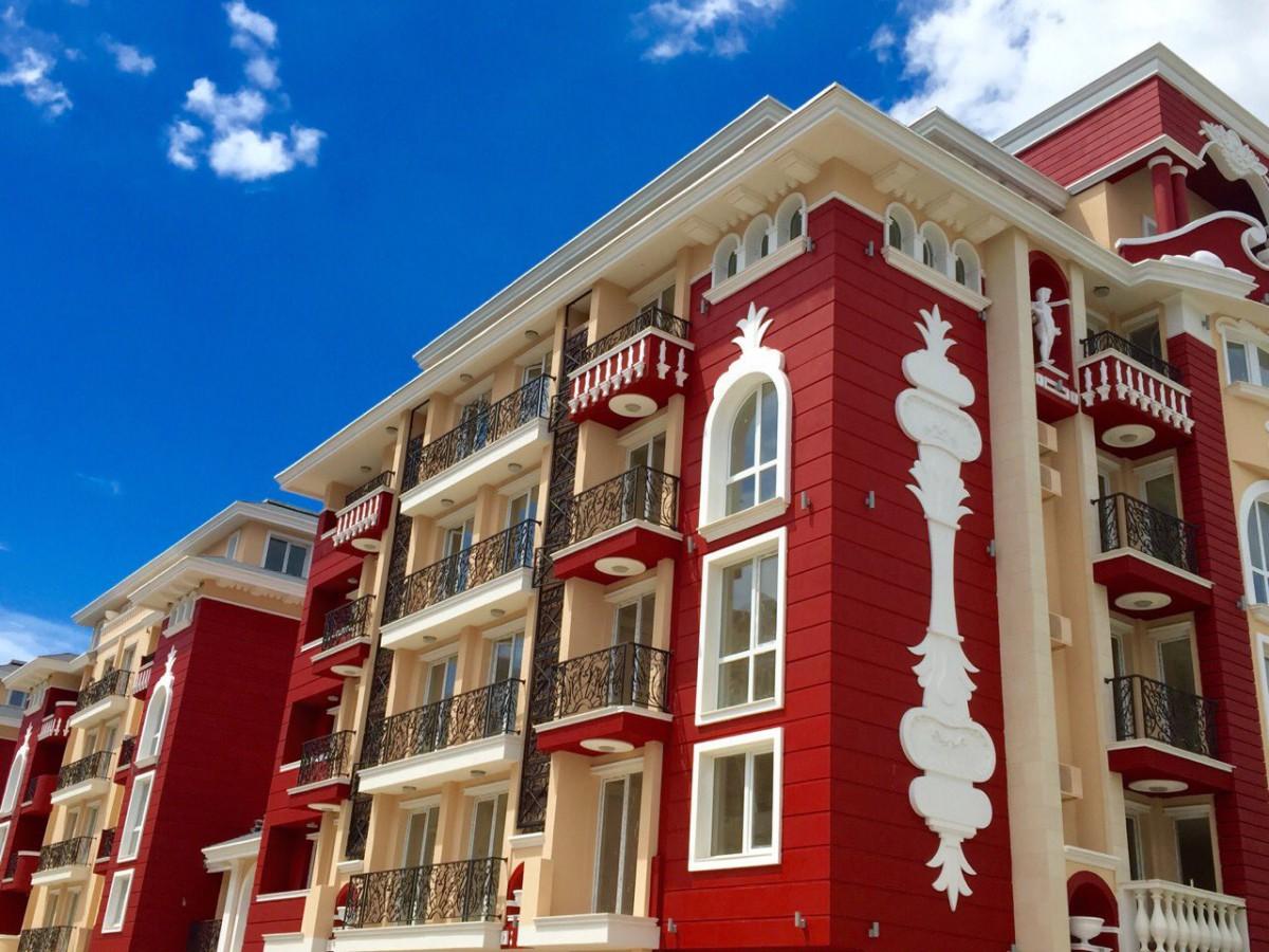 Квартиры на Солнечном берегу Болгария в комплексе Месамбрия Ресорт