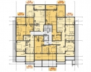 Блок Б - 7 этаж