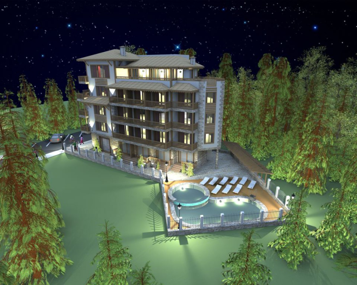 Квартиры в комплексе Грин Парадайс 1 в Приморско в Болгарии