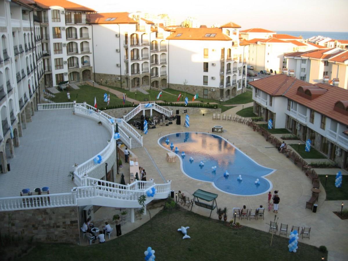 Квартиры в комплексе Триумф Святой Влас Болгария