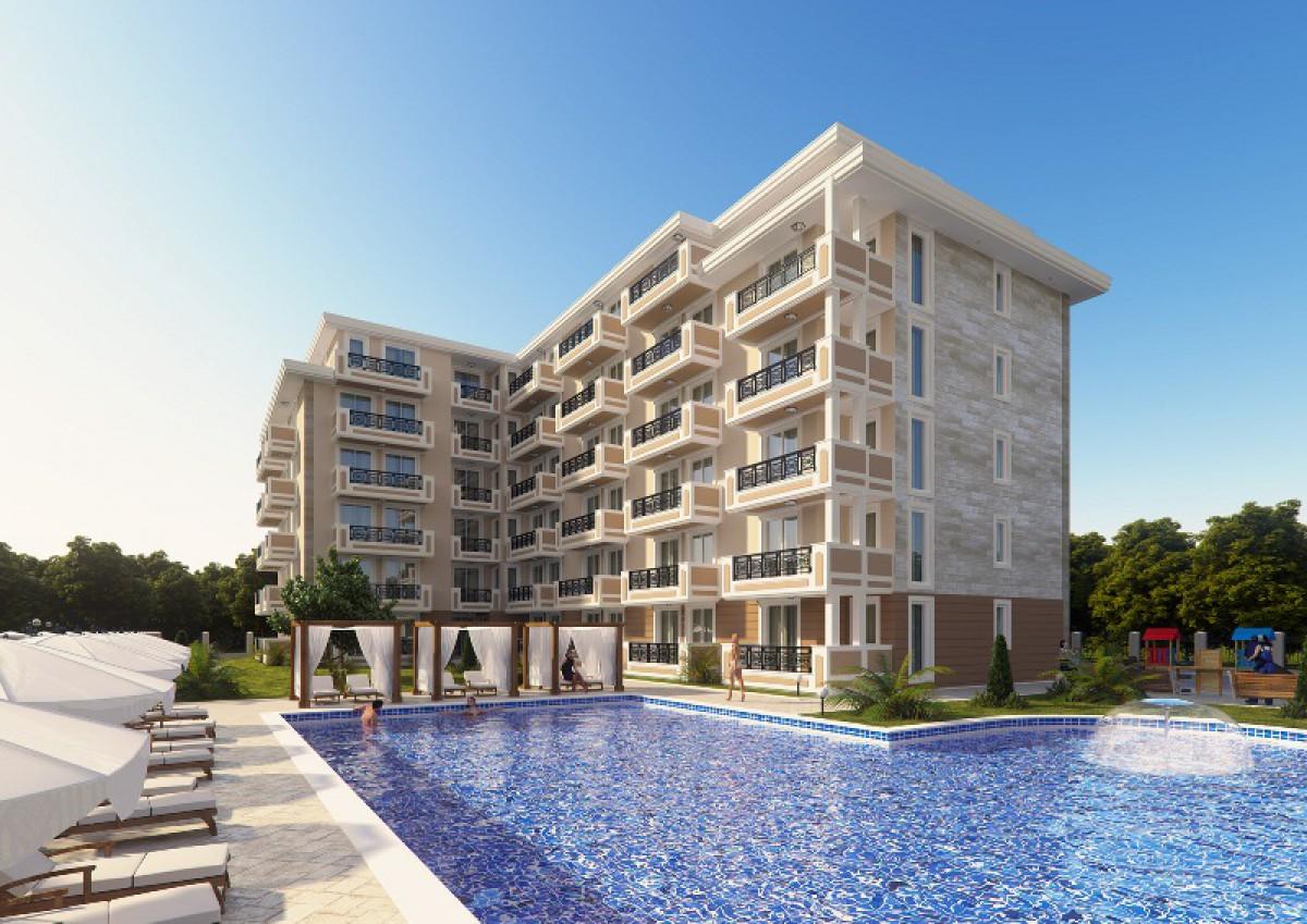 Недвижимость в Болгарии на Солнечном берегу комплекс Лайфстайл 6