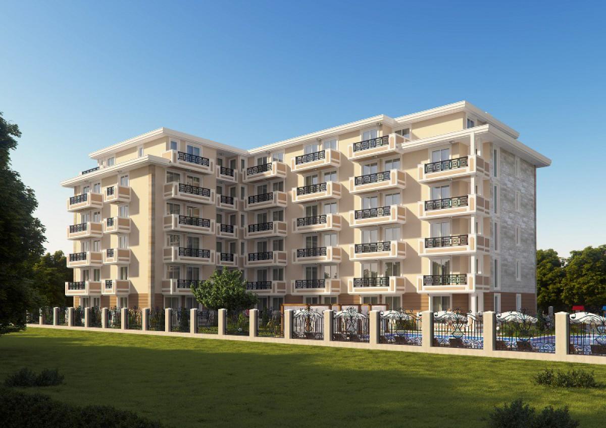 Апартаменты на Солнечном берегу в комплексе Лайфстайл 6