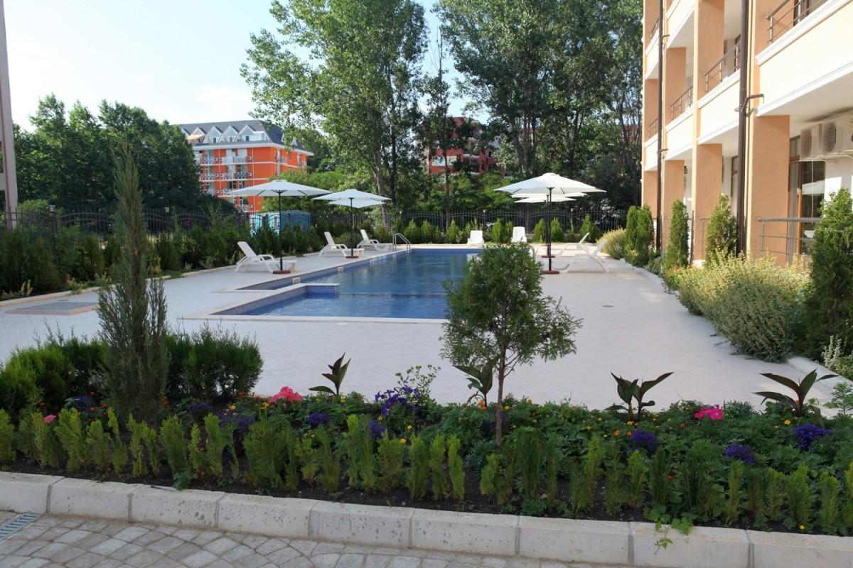 Недвижимость на Солнечном берегу Болгария в комплексе Святая Елена
