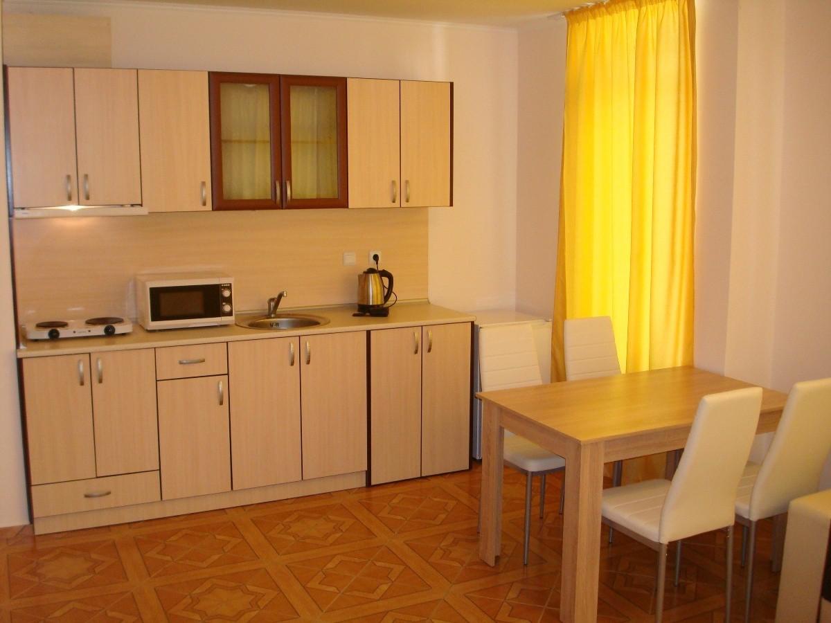 Меблировка квартир в комплексе Святая Елена солнечный берег Болгария