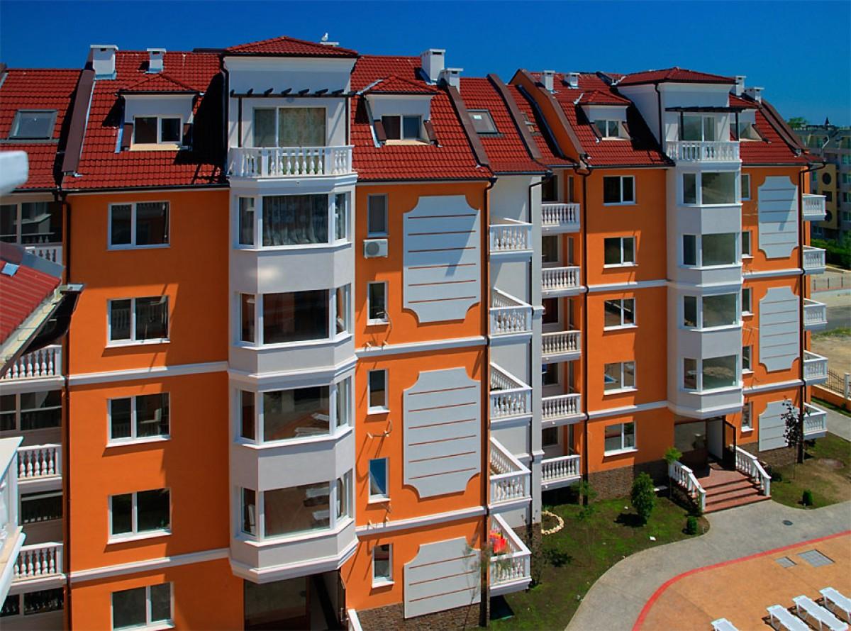 Недвижимость в Болгарии на Солнечном берегу Болгария в комплексе Си Даймонд