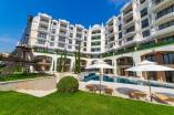 Апартаменты в Болгарии у моря в Святом Власе в комплексе Романс Париж