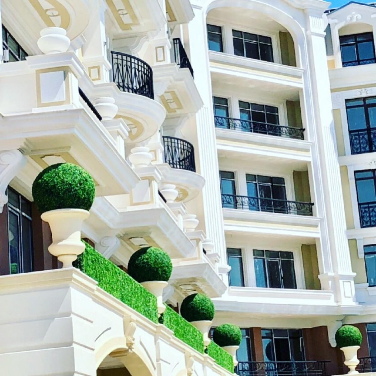 Трехкомнатные квартиры в комплексе Романс Париж Святой Влас Болгария