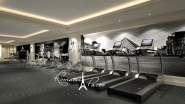 Фитнес в комплексе Романс Париж в Святом Власе Болгария