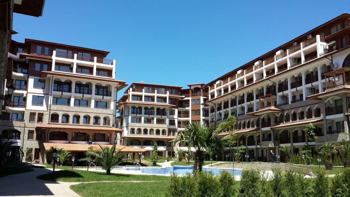 Недвижимость в комплексе Олимп в Святом Власе Болгария