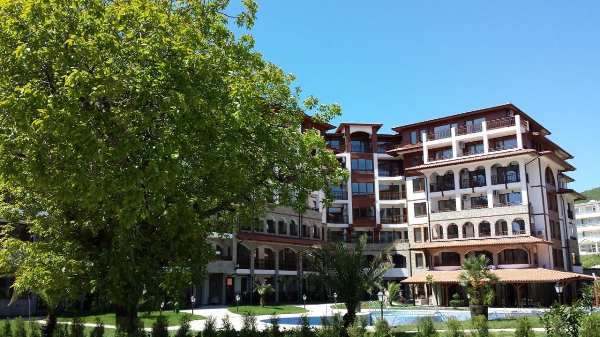 Квартиры в комплексе Олимп в Святом Власе в Болгарии