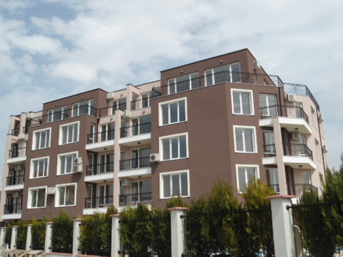 Недвижимость в Святом Власе Болгария в комплексе Лайфстайл 1