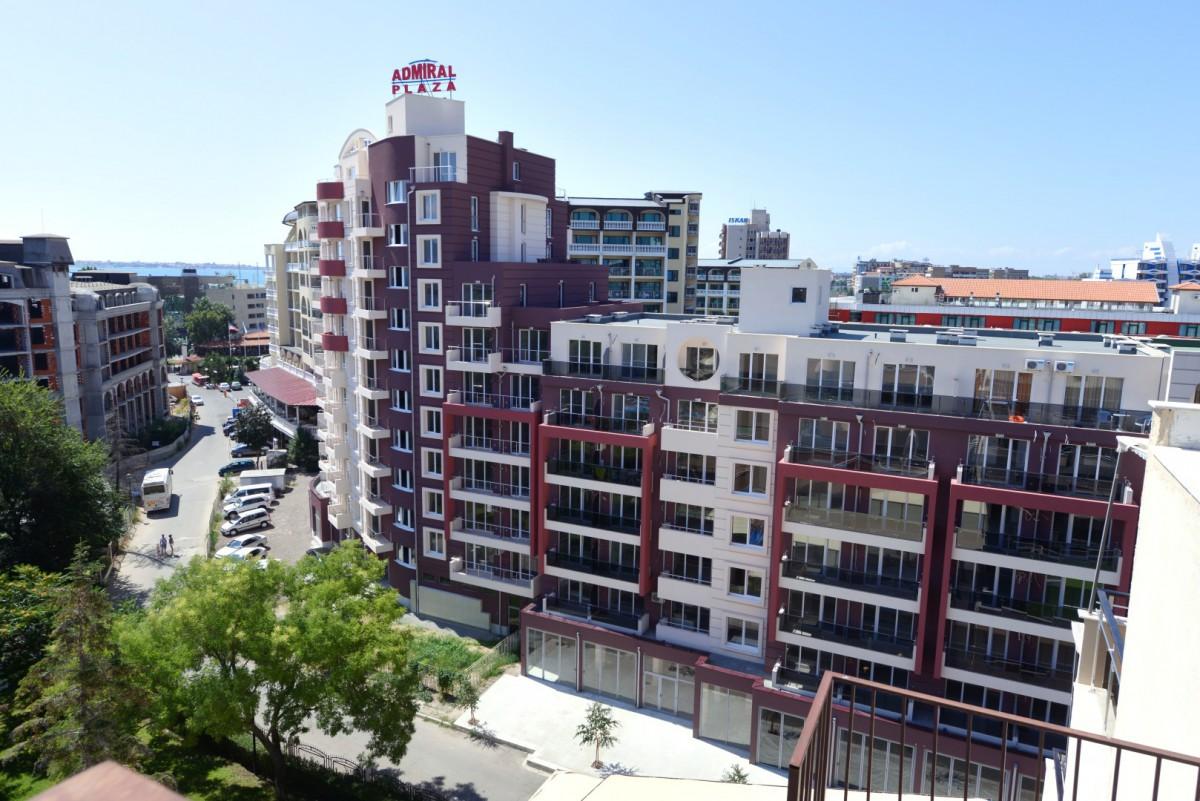 Недвижимость в Болгарии на Солнечном берегу в комплексе Адмирал Плаза