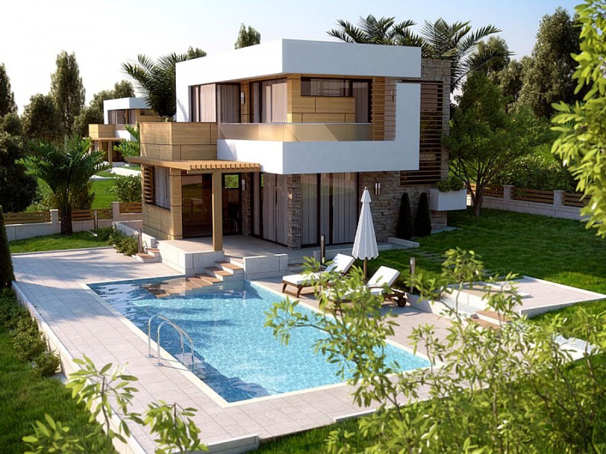 Строительство дома у моря в Болгарии