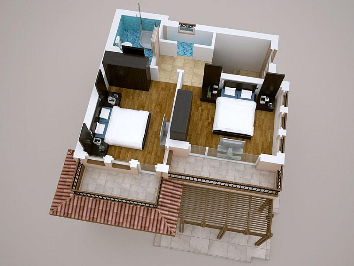 Проекты домов для строительства в Болгарии