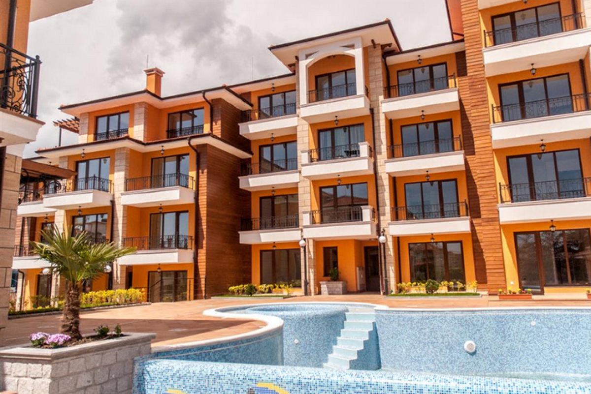 Апартаменты на Солнечном берегу Болгария
