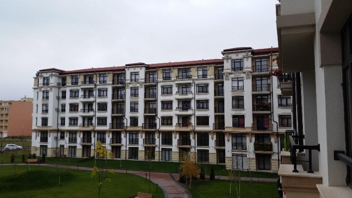 Недвижимость в Поморие Болгария в комплексе Айвазовский парк