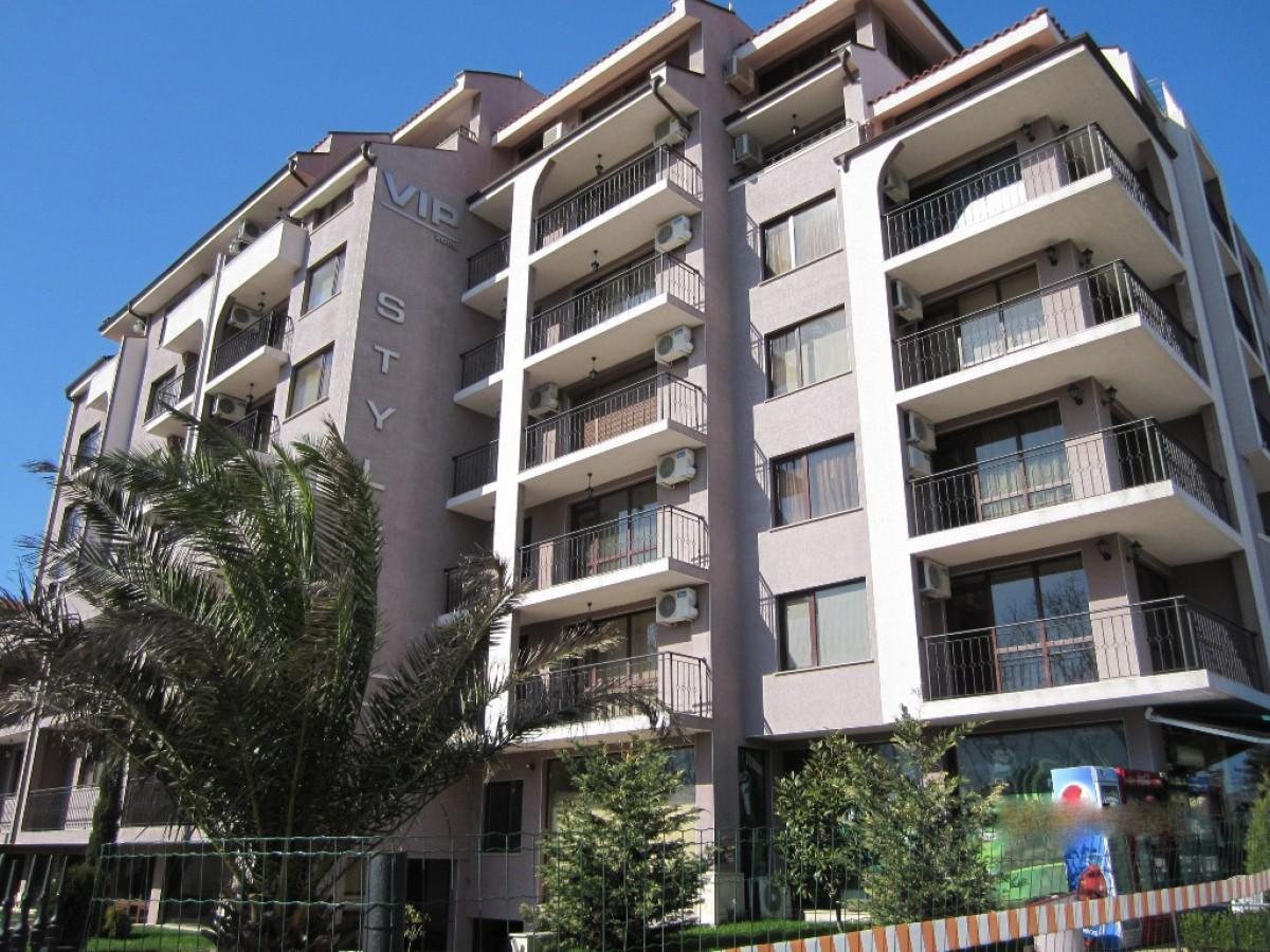 Недвижимость в Болгарии на Солнечном берегу в комплексе ВИП Стайл