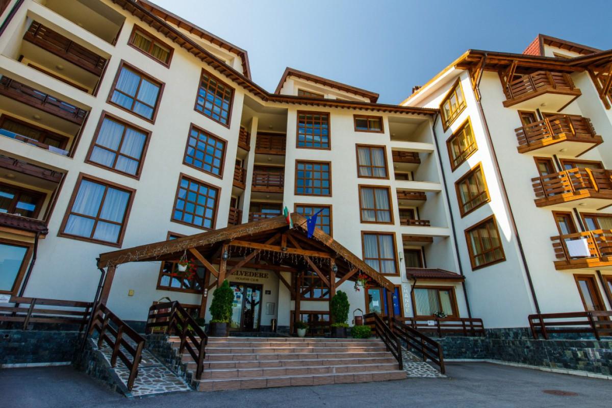 Апартаменты в Банско в Болгарии от застройщика