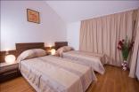 Спальня в квартире комплекса Бельведере Холидей Клуб в Банско Болгария