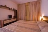 Меблировка спальни в квартире комплекса Бельведере Холидей Клуб в банско в Болгарии